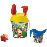 Set jucarii pentru nisip Mickey Mouse 6 piese Mondo Toys