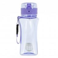 Sticla pentru apa mov - transparent Ars Una 350 ml