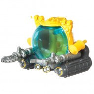 Submarin metalic Deep Dive Jurassic World Matchbox