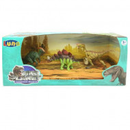 Set 3 figurine Dinozauri Dino Planet 621054