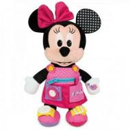 Jucarie de plus educativa Baby Minnie Mouse Disney Baby
