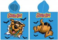 Prosop poncho Scooby Doo 115x50 cm