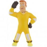 Figurina Sam echipat Pompierul Sam