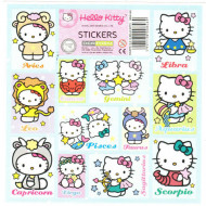 Abtibilduri Zodii Hello Kitty 12 bucati