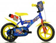 "Bicicleta copii Pompierul Sam 12"""