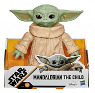 Figurina articulata Baby Yoda Mandalorian Star Wars 16 cm