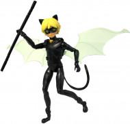 Figurina articulata Motan Noir Battle Wings Miraculous