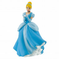 Figurina Cenusareasa cu pantof Printesele Disney Bullyland
