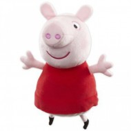 Figurina de plus Peppa Purcelusa Peppa 25 cm