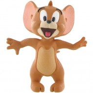 Figurina Jerry fericit Tom si Jerry