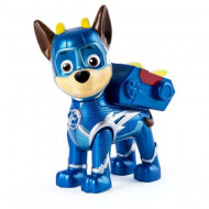 Figurina mecanica Chase Mighty Pups Super Paws Patrula Catelusilor