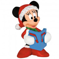 Figurina Minnie Mouse Craciun Bullyland