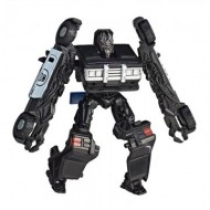 Figurina robot Barricade Transformers Bumblebee Energon Igniters Speed Series