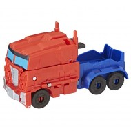 Figurina robot Optimus Prime 1-Step Changer Transformers Cyberverse