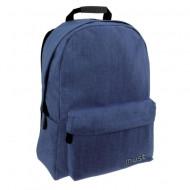 Ghiozdan ergonomic Must Jean albastru inchis 42 cm