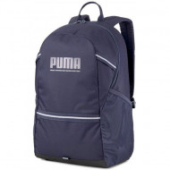 Ghiozdan Puma Plus albastru-inchis 47 cm