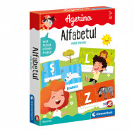 Joc educativ Alfabetul Agerino Clementoni