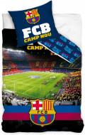 Lenjerie pat FC Barcelona 160x200 cm FCB6003
