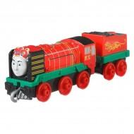 Locomotiva metalica Yong Bao cu vagon Thomas si Prietenii