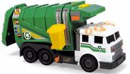 Masina de gunoi cu sunete si lumini Dickie Toys 39 cm