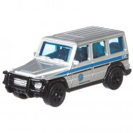 Masinuta metalica '14 Mercedes-Benz G550 Jurassic World Matchbox
