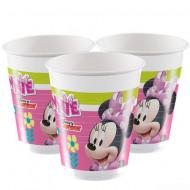 Pahare de plastic pentru petrecere Minnie Mouse