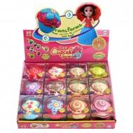 Papusa Mini Briosa Jenny Cupcake Suprise
