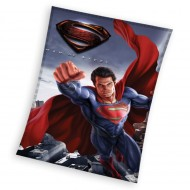 Patura polar Superman 140x110 cm