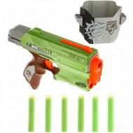 Pistol de jucarie Nerf Zombie Strike SideStrike