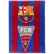 Prosop bumbac FC Barcelona 40x60 cm FCB2001
