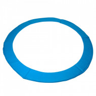 Protectie arcuri trambulina 366 cm albastra