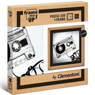 Puzzle cu ramă Love Songs Clementoni 250 piese