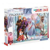 Puzzle Maxi Frozen 2 Clementoni 24 piese