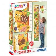 Puzzle Measure Me Insecte Clementoni 30 piese