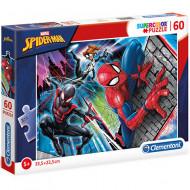 Puzzle Spiderman Clementoni 60 piese