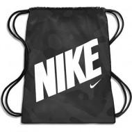 Sac de umar cu snur Nike negru BA5992010