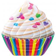 Saltea gonflabila Cupcake Intex