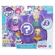 Set de figurine Party Style My Little Pony