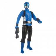 Set de joaca Blue Ranger Power Rangers Beast Morphers 30 cm