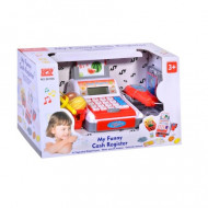 Set de joaca Casa de marcat My Funny Cash Register