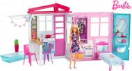 Set de joaca Casuta de papusi Barbie FXG55