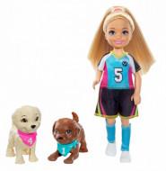 Set de joaca Chelsea's Soccer Barbie Dreamhouse Adventures