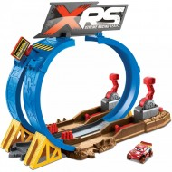 Set de joaca Crash Challenge XRS Mud Racing Cars 3