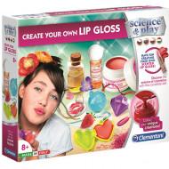 Set de joaca Experiment Lip Gloss Clementoni