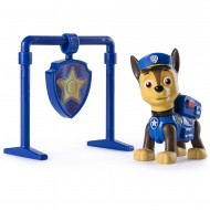 Set de joaca figurina mecanica Chase si accesorii Patrula Catelusilor