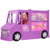 Set de joaca Fresh and Fun Food Truck Barbie