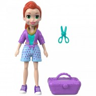 Set de joaca Lila Totes Cute Polly Pocket
