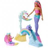 Set de joacă Mermaid Nursery Barbie Dreamtopia