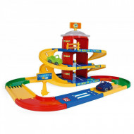 Set de joaca Parcare cu 3 niveluri Kid Cars Wader 4,6 m