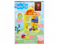 Set de joaca Peppa's Home and Garden Purcelusa Peppa